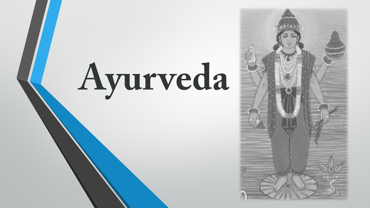 god of ayurveda